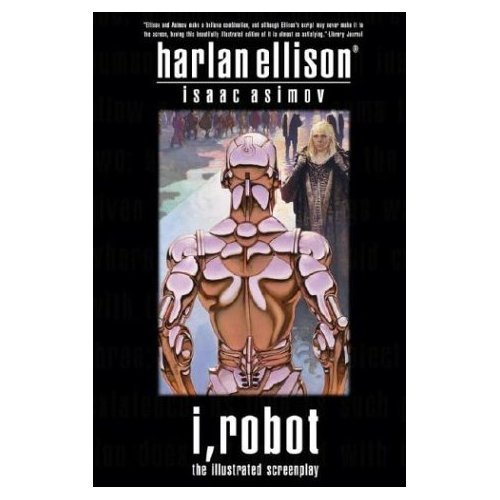 I robot the illustrated screenplay